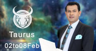 Taurus Weekly horoscope 2nd FebTo 8th Feb 2020