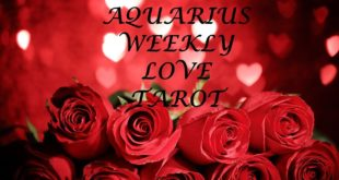 💖AQUARIUS- SOMEONE IS COMING BACK AFTER SOME TIME💖WEEKLY LOVE TAROT READING FEBRUARY 10th-16th 2020!