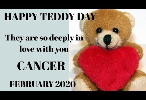 Cancer daily love reading 💫 THEY ARE SO DEEPLY IN LOVE WITH YOU 💖10 FEBRUARY 2020