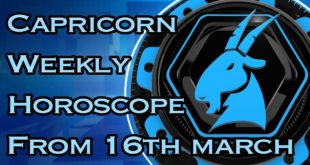 Capricorn Weekly Horoscope From 16th March 2020 In Hindi | Preview