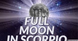 FULL MOON IN SCORPIO, MAY 7TH 2020 | Weekly Astrology Horoscope for May 3rd  9th 2020
