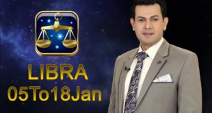 Libra Weekly horoscope 5Jan To 18 Jan 2020