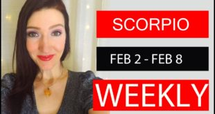 SCORPIO WEEKLY LOVE WOW!!! THIS WILL SURPRISE YOU!!! FEB 2 TO 8