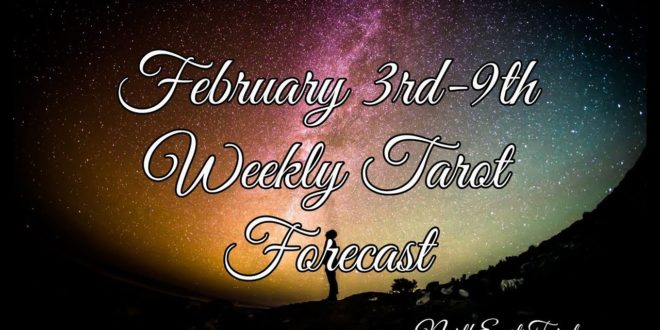 Sagittarius Weekly Forecast February 3rd-9th ♐️❤️