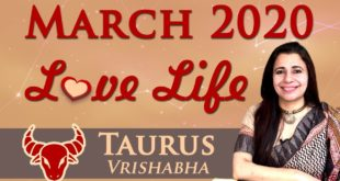 Taurus Love Reading | March 2020 | #RelationshipReading | #MonthlyReading| #TarotInHindi | #Jyotish