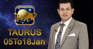 Taurus Weekly horoscope 5Jan To 18 Jan 2020