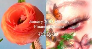 Virgo ♍️💵 January 2020 Monthly Money & Finances Forecast