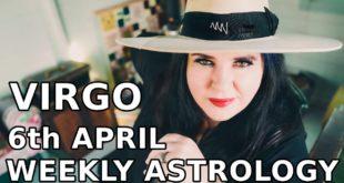 Virgo  Weekly Astrology Horoscope 6th April 2020