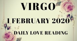 Virgo daily love reading 💞  THEY WANT YOUR LOVE FOREVER  ♾️♥️ 1 FEBRUARY  2020