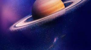 Saturn glossy