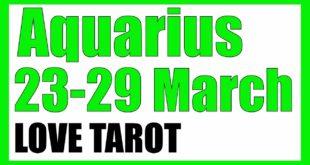 ❤️RECONCILIATION - AQUARIUS WEEKLY TAROT READING