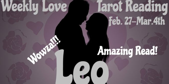 💜Leo. Stunning! One Of The Best Love Reads To Date! You're Both Rewriting History! It's NOT Over!!!