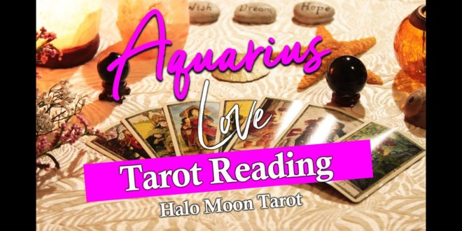 AQUARIUS LOVE TAROT READING -   LOVE IS ON THE TABLE BUT WHOS TAKING THE LEAD