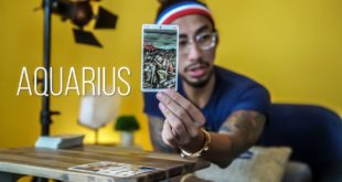"""AQUARIUS - YOU HAVE TO TAKE A CHANCE"""" JUNE 2020 MONTHLY TAROT READING"""