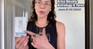 ARIES Weekly Astrology Horoscope & Tarot | June 8-14 2020