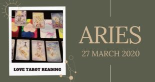 Aries daily love tarot reading ❣YOU WANT THEM TO TAKE ACTIONS.. HERE THEY COME  !!❣27 MARCH 2020❣
