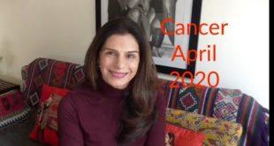 CANCER APRIL ASTROLOGY 2020 | Tarot by Anisha