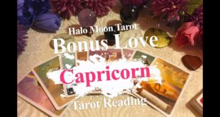 CAPRICORN LOVE TAROT - TRANSFORMATIONS IN LOVE