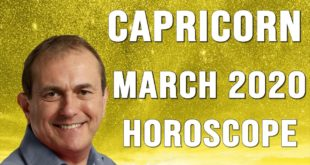 Capricorn March 2020 Horoscope. You SURGE FORWARDS NOW!