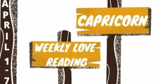 Capricorn weekly love tarot reading 💖THEY ARE CHANGING THEMSELVES FOR YOU..💖1-7 APRIL 2020
