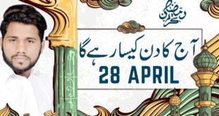 Daily Horoscope in Urdu 28 April|By Astro Healing