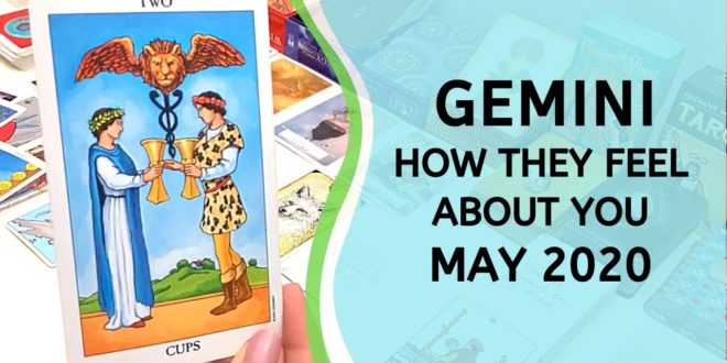 GEMINI LOVE ~ THE GRASS WASN'T GREENER... ~ How They Feel About You Tarot Reading May 2020