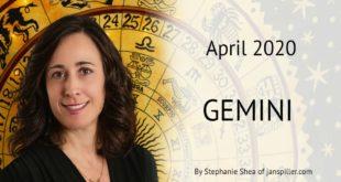Gemini April 2020 Horoscope