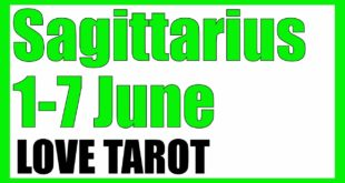 IT IS TIME FOR THAT SPECIAL PERSON - SAGITTARIUS WEEKLY TAROT READING
