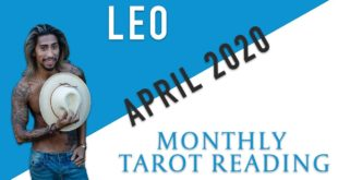 "LEO - ""WILL WE EVER BE TOGETHER?"" APRIL 2020 MONTHLY TAROT READING"