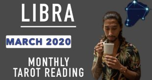 "LIBRA - ""THEY OBSESS ABOUT BEING YOUR PARTNER"" MARCH 2020 MONTHLY TAROT READING"