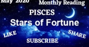 PISCES ; MAY '2020 (Monthly Reading) #Pisces #tarotreading #horoscope #Forecast #Future