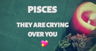 Pisces daily love reading ⭐ THEY ARE CRYING OVER YOU ⭐ 23 JANUARY 2020