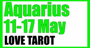SOMEONE DREAMS OF YOU - AQUARIUS WEEKLY LOVE TAROT READING