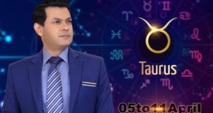Taurus Weekly Horoscope 5 April To 11April 2020