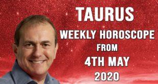 Taurus Weekly Horoscope from 4th May 2020