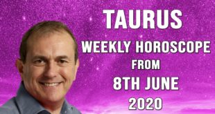 Taurus Weekly Horoscope from 8th June 2020