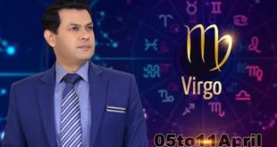 Virgo Weekly Horoscope 5 April To11April 2020