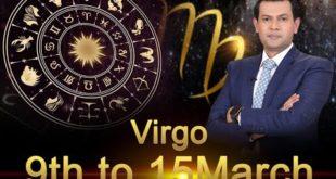 Virgo Weekly Horoscope 9MarchTo15March 2020