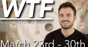 WTF Weekly Horoscope March 23- 30 New Moon in Aries Venus trine Jupiter Mercury leaves Shadow