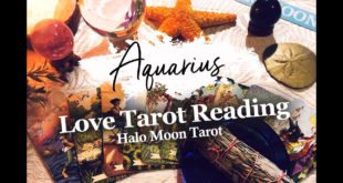 AQUARIUS LOVE TAROT -  THEY SEE THE BIGGER PICTURE. THEIR EMPRESS!