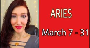 ARIES THIS WILL SHOCK YOU!!! MARCH 7 TO 31