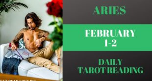 "ARIES - ""YOU ARE PLAYING WITH FIRE"" FEBRUARY 1-2 DAILY TAROT READING"