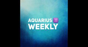 "Aquarius Weekly Tarot - ""Some TWISTS & TURNS!"" - 16th-22nd March #Aquarius #Tarot"