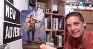 Aries Monthly: Returning to self focus & love, achieving it, something to learn about the past.
