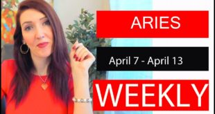 Aries Weekly Love|  The unexpected | April 7 to 13