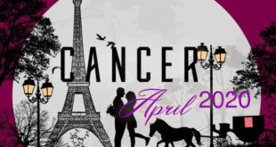 CANCER LOVE READING - APRIL 2020 ❤️ YOU WON'T BE SINGLE MUCH LONGER 🥰🥳Tarot forecast 👌