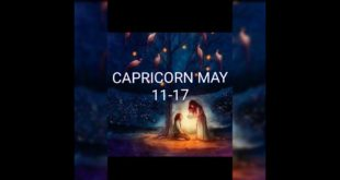 CAPRICORN *LOVE CONNECTION YOU HAVE WISHED FOR* MAY 11-17