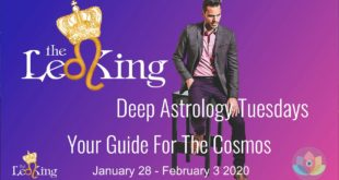 Deep Astrology Weekly Horoscope Jan 28- Feb 3 2020 Mercury Enters Shadow, Venus Sextile Saturn Pluto