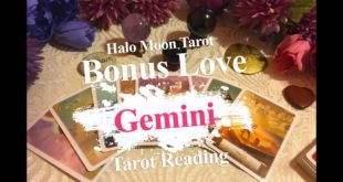 GEMINI LOVE TAROT - TRANSFORMATIONS IN LOVE