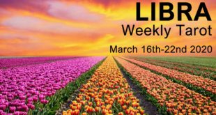 """LIBRA WEEKLY TAROT READING  """"MAKE SPACE FOR THE NEW LIBRA!""""  March 16th-22nd 2020 Tarot Forecast"""